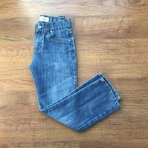 Levi's 514 straight leg size 10 boys denim jeans